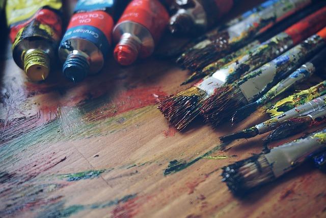 живопис - ръчна изработка