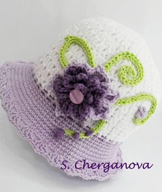 тежна-бебешка-лятна-шапка