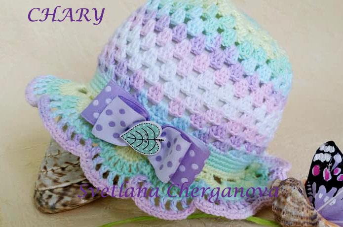 бебешка-лятна-шапка