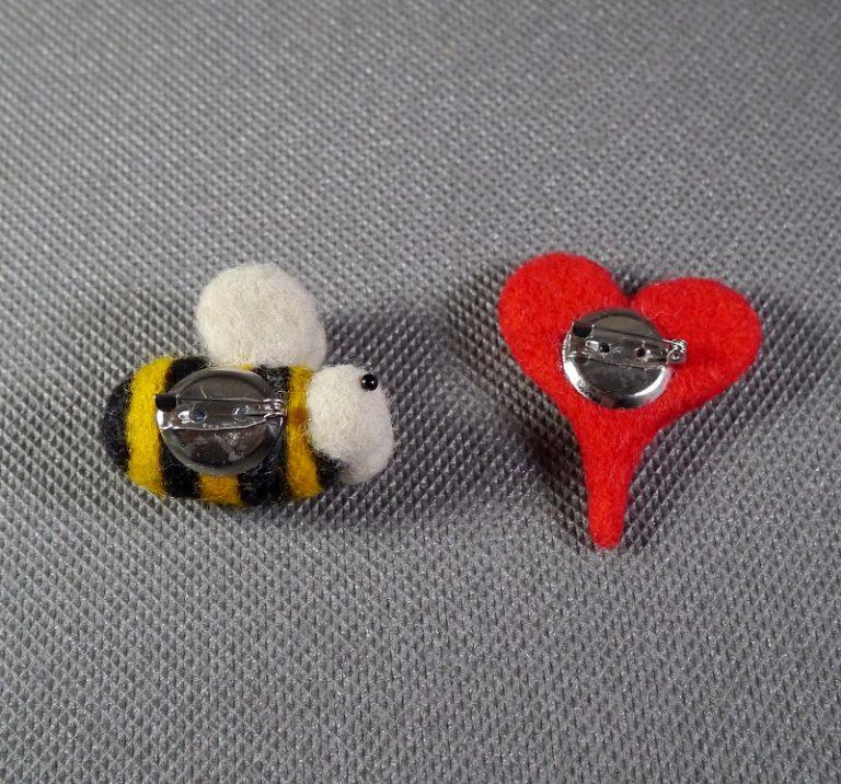 пчела-и-сърце-брошки