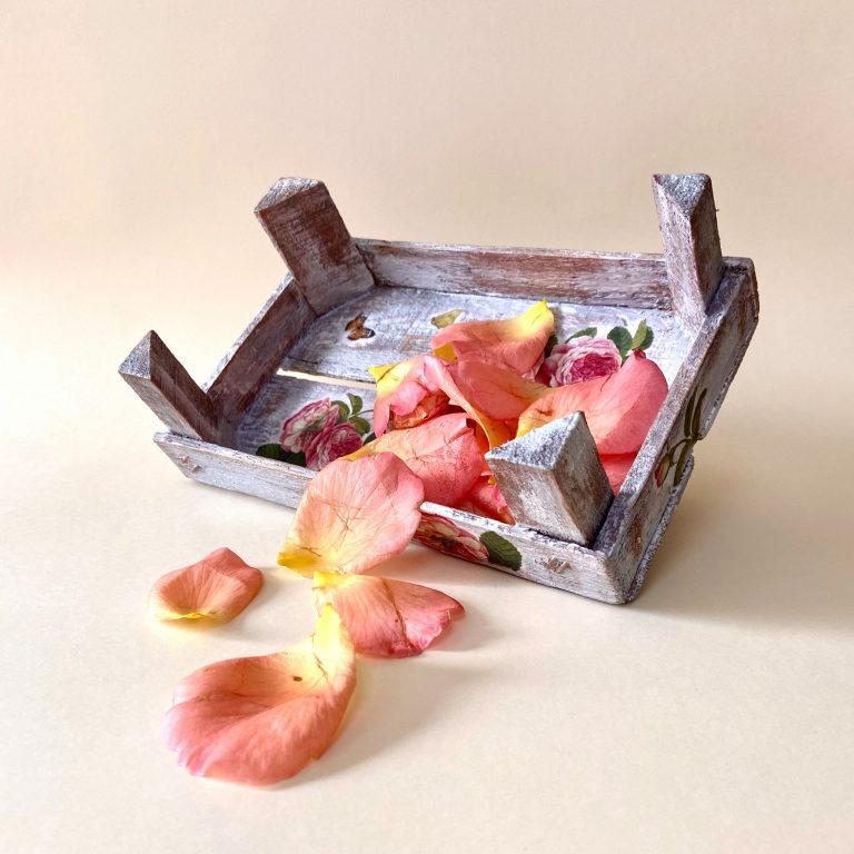 дървено-панерче-роза