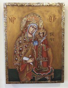 Пресвета-Богородица-Неувяхващ-цвят