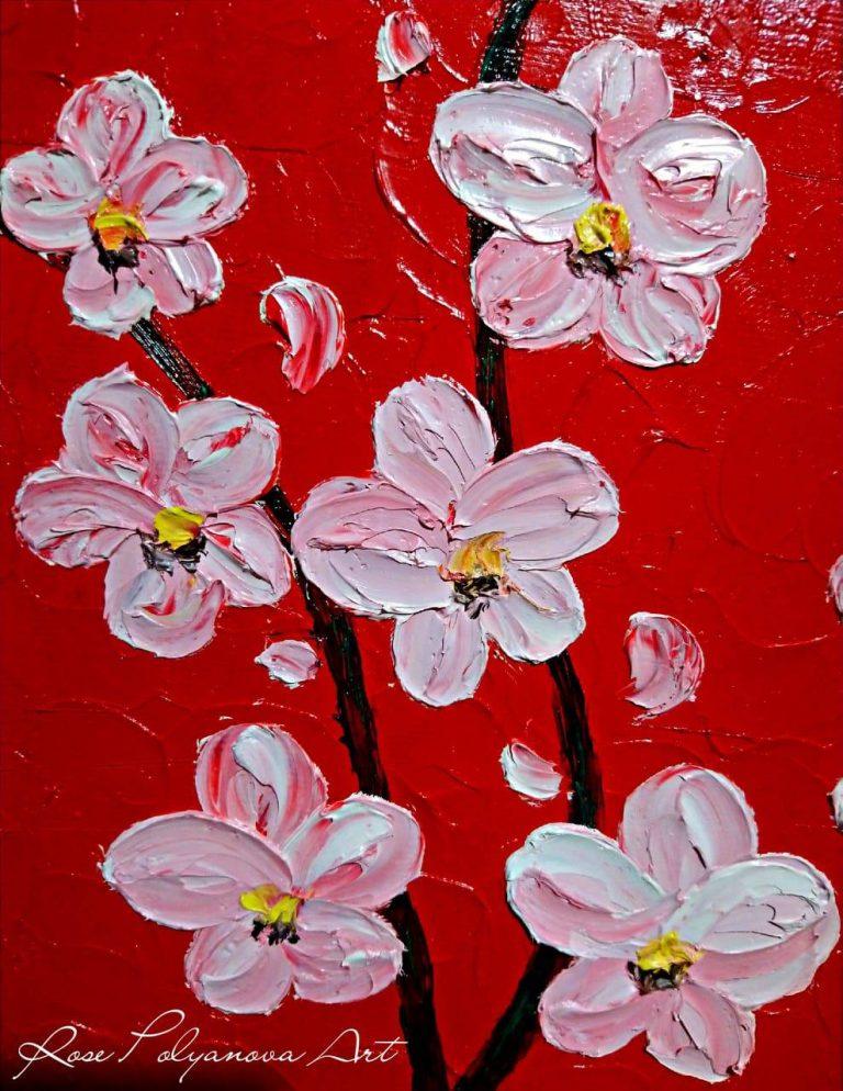 картина-бяла-орхидея