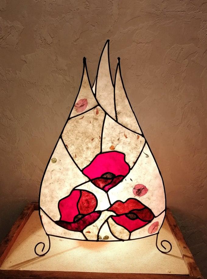 лампа-макове