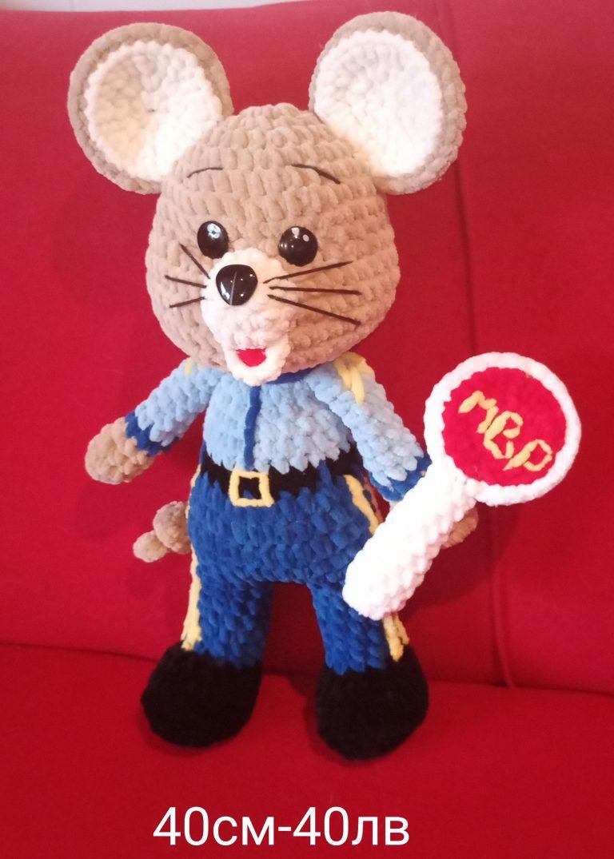 мишка-полицай