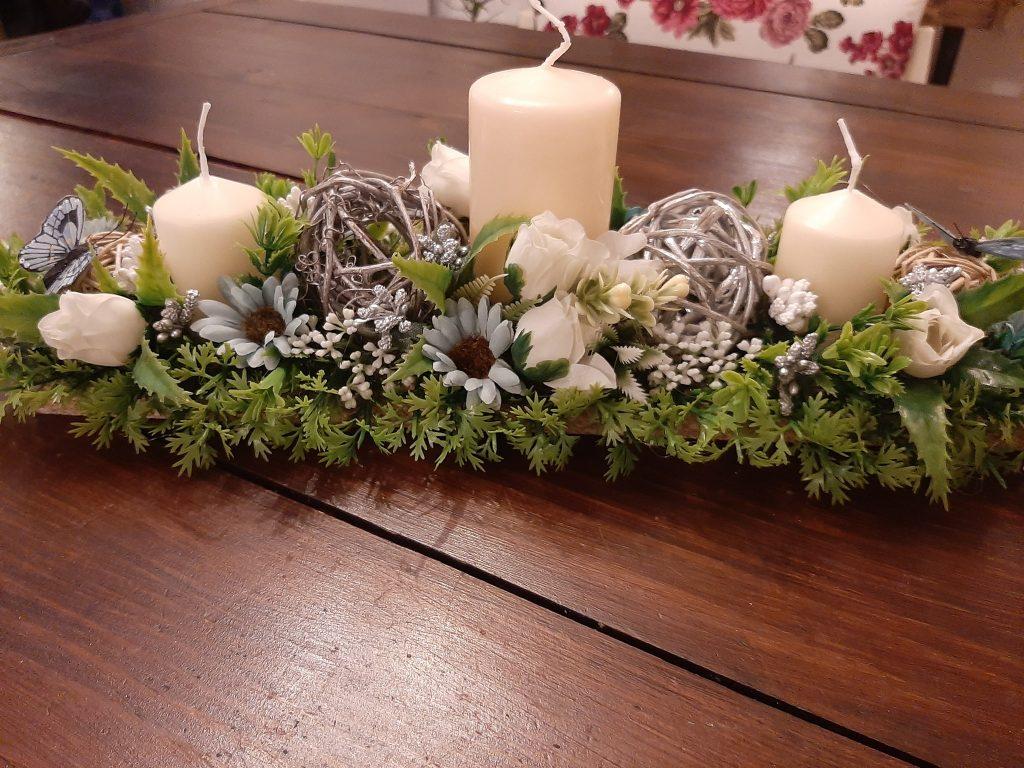 декорация-с-три-свещи