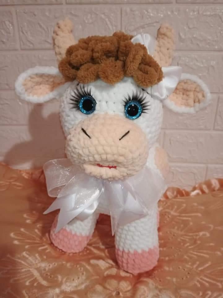 плетена-крава
