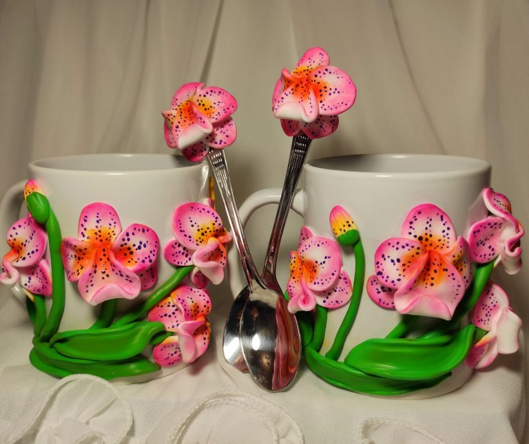 чаша-орхидеи