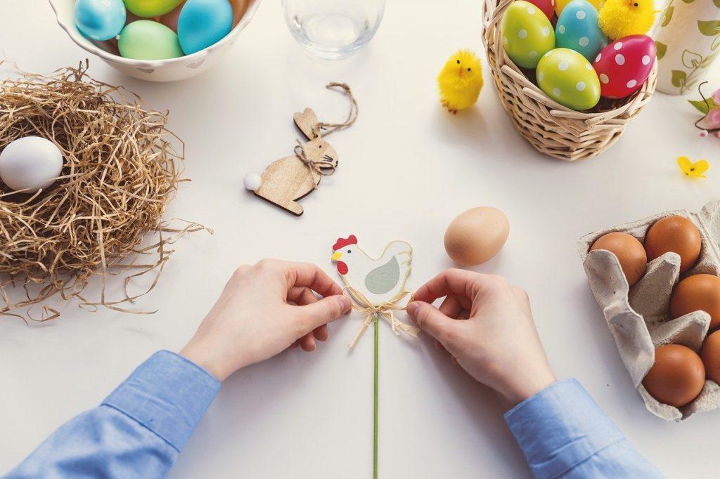 великденски-яйца-хендмейд-декорация