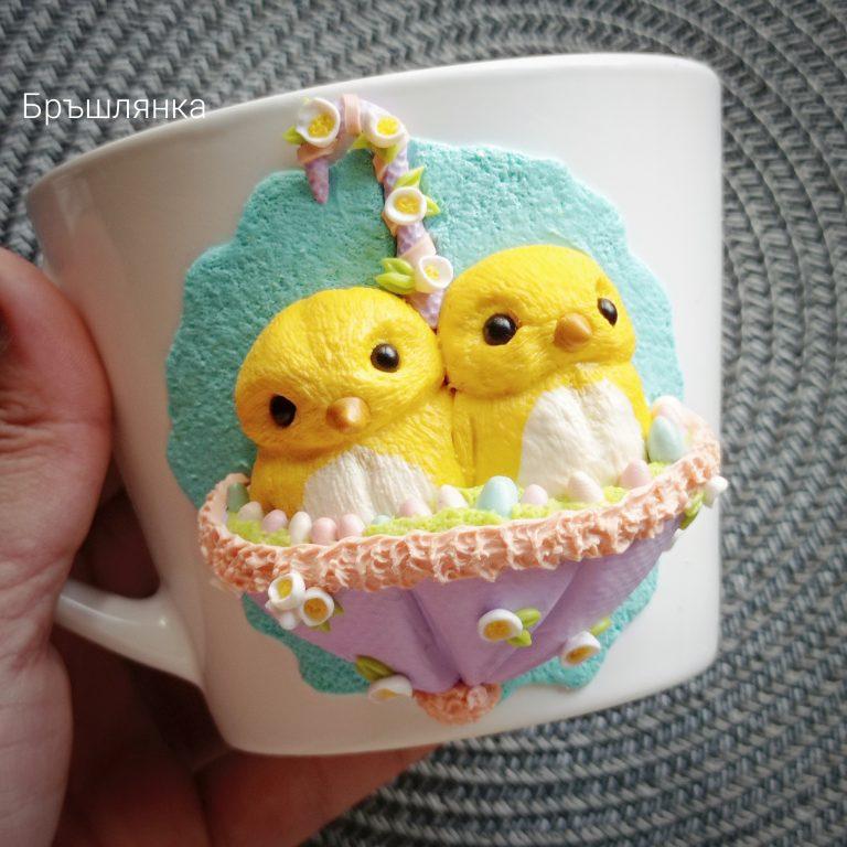 чаша-пиленца-декорирана- с-полимерна-глина